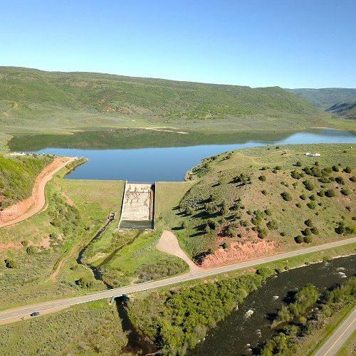 Big Beaver Reservoir aka Avery Lake