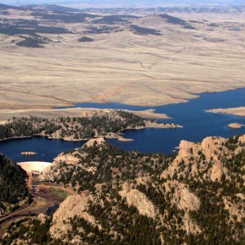 Eleven Mile Reservoir – revised