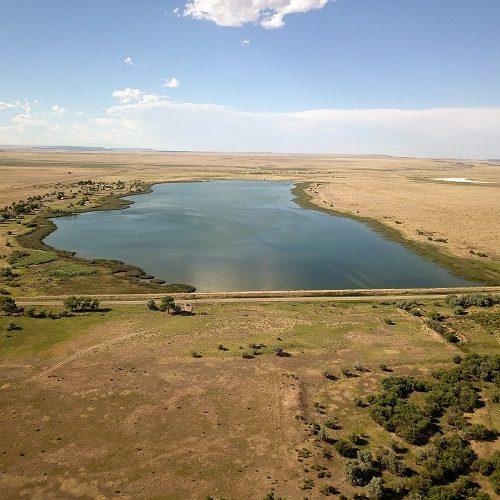 Maria Stevens Reservoir aka Stevens Reservoir