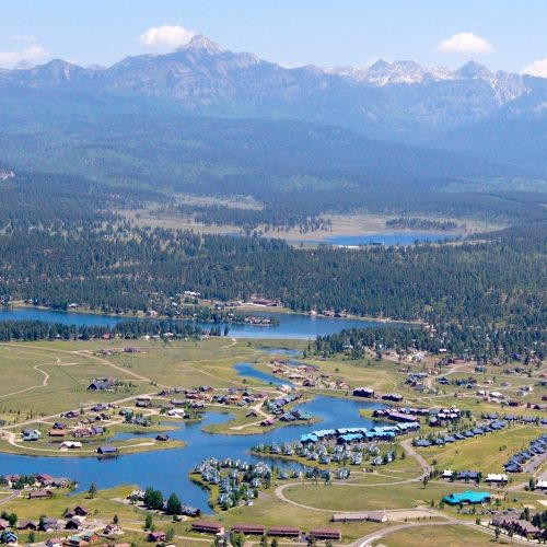North Village Lake, Lake Pagosa & Stevens Reservoir