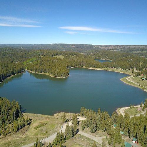 Barren Lake aka Baron Lake