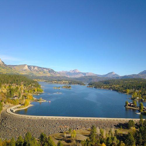 Electra Lake aka Cascade Reservoir