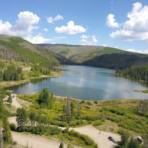 Shaw Reservoir